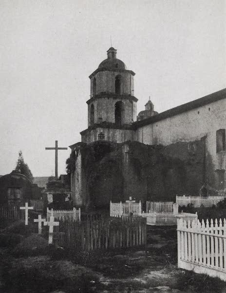 On Sunset Highways - Ruins of Chapel, San Luis Rey (1915)