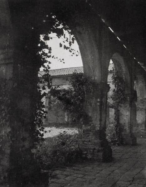 On Sunset Highways - A Corner of Capistrano (1915)