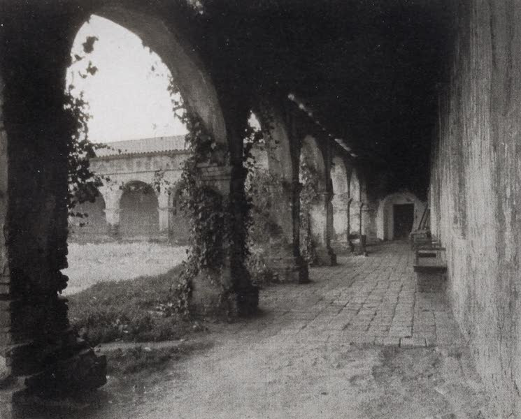 On Sunset Highways - Arches, Capistrano (1915)