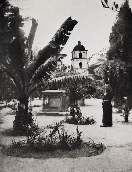 On Sunset Highways - The Old Cemetery, Santa Barbara (1915)