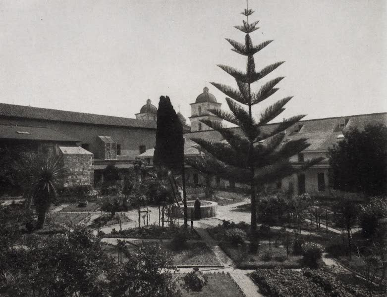 On Sunset Highways - The Forbidden Garden, Santa Barbara (1915)