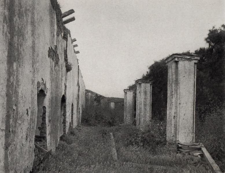 On Sunset Highways - Ruins of La Purisima (1915)