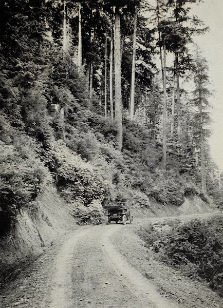 Oregon, the Picturesque - On the Lower Columbia River Highway (1917)