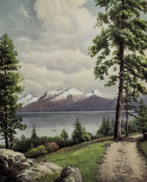 Oregon, the Picturesque - Across Lake Tahoe (1917)
