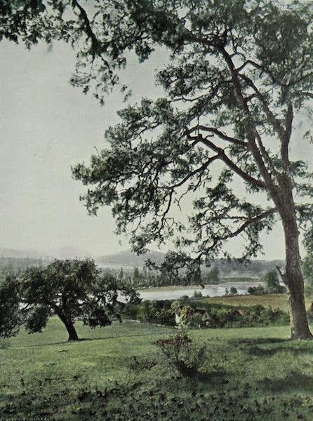 Oregon, the Picturesque - The Willamette near Eugene, Oregon (1917)