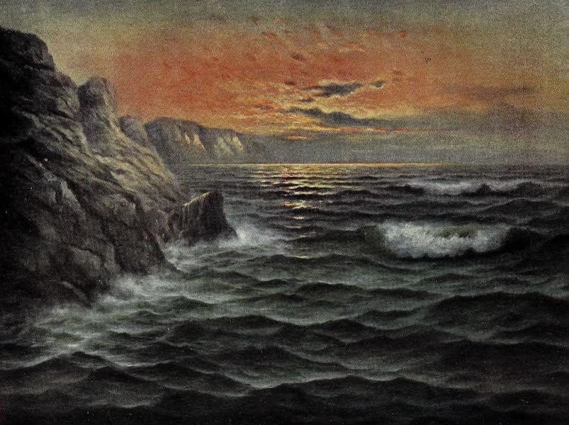 Oregon, the Picturesque - The Mendocino Coast (1917)