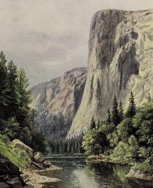 Oregon, the Picturesque - El Capitan, Yosemite (1917)