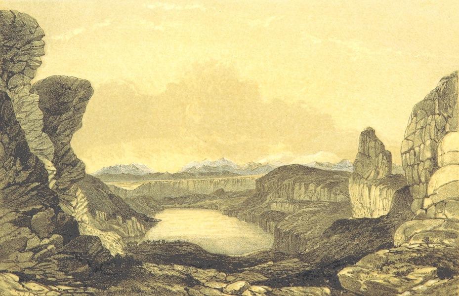 Oriental and Western Siberia - Zabata Nor, Mongolia (1858)