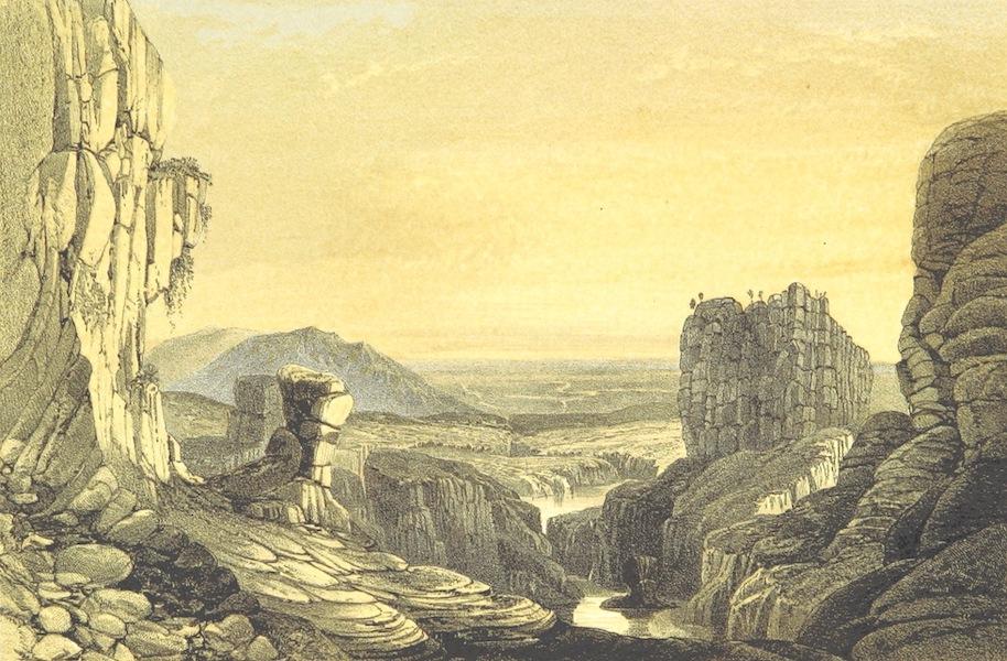 Oriental and Western Siberia - River Terric Sou-Kara Tou and Kirghis Steppe (1858)