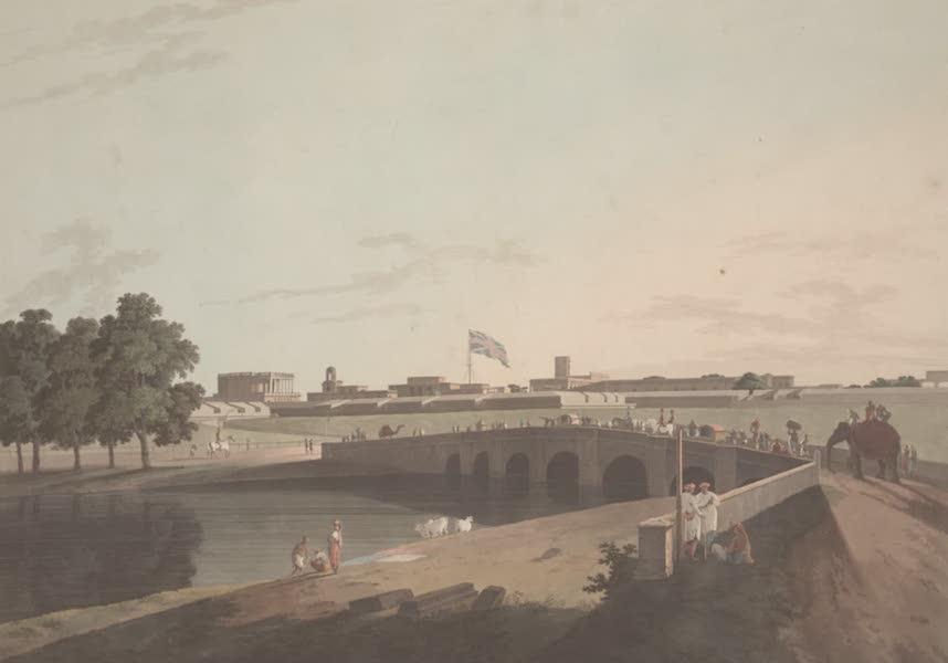 Oriental Scenery Vol. 2 - Western Entrance of Fort St George (1797)