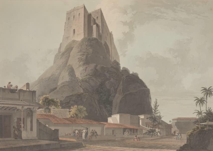 Oriental Scenery Vol. 2 - The Great Pagoda, Trichinopoly (1797)