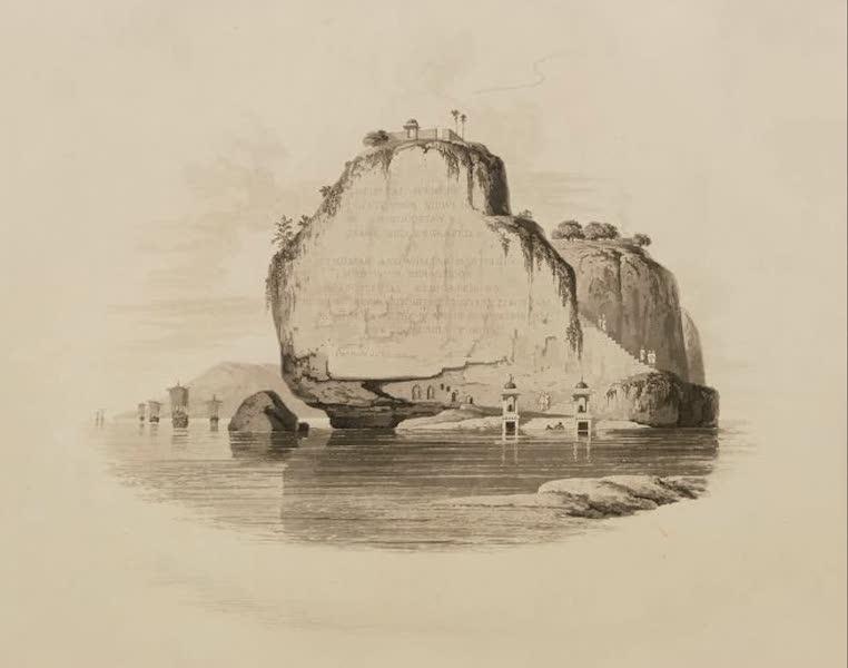Oriental Scenery Vol. 3 - Title Page - Oriental Scenery Volume III (1802) (1802)