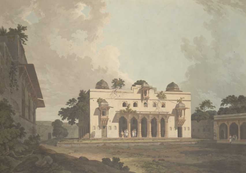 Oriental Scenery Vol. 3 - Ruins in Rotas Gur, Bahar (1802)