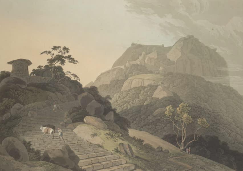 Oriental Scenery Vol. 3 - Verapadroog, in the Barramah'l (1802)