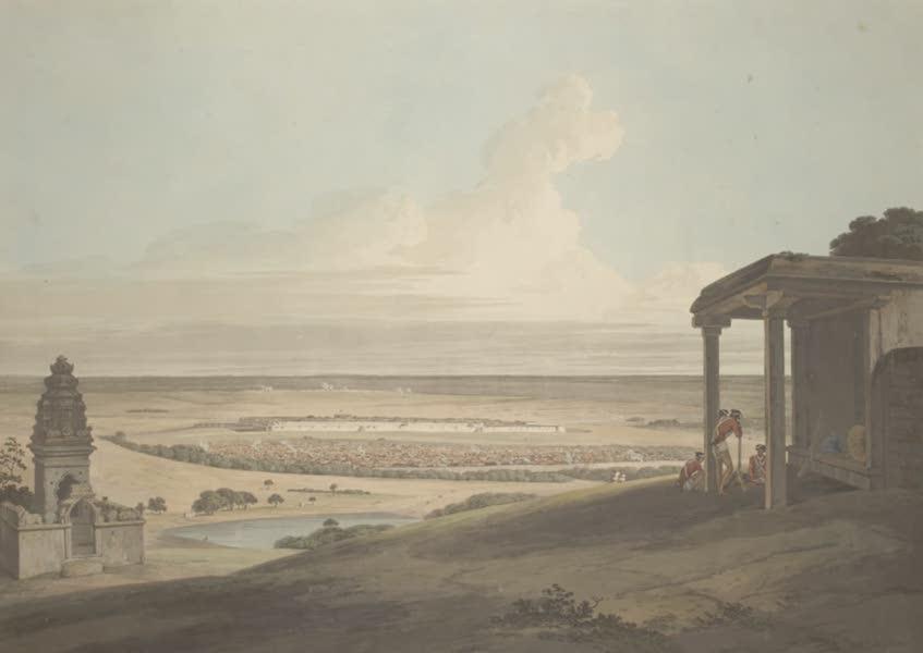 Oriental Scenery Vol. 3 - Ousoor in the Mysore (1802)