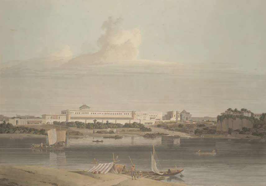 Oriental Scenery Vol. 3 - Palace of Nawaub Suja Dowla at Lucnow (1802)
