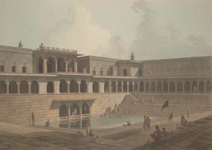 Oriental Scenery Vol. 3 - The Baolee at Ramnagur (1802)