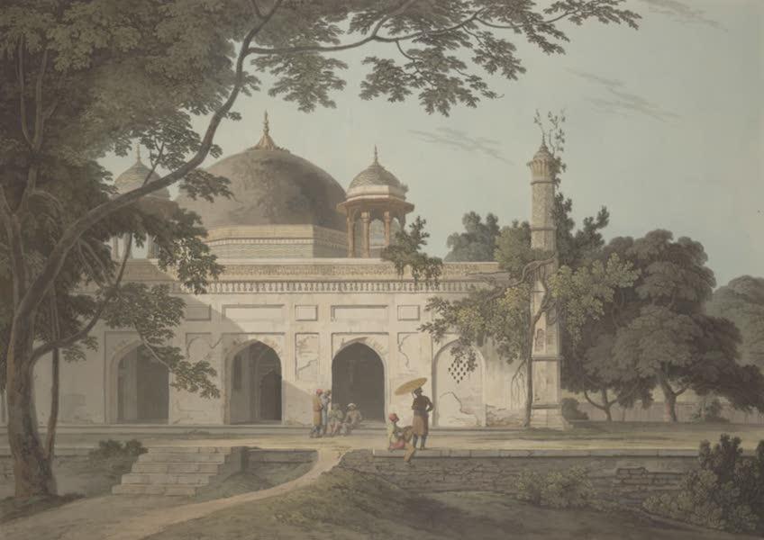 Oriental Scenery Vol. 3 - Mausoleum of Nawaub Asoph Khan, Rajemahel (1802)