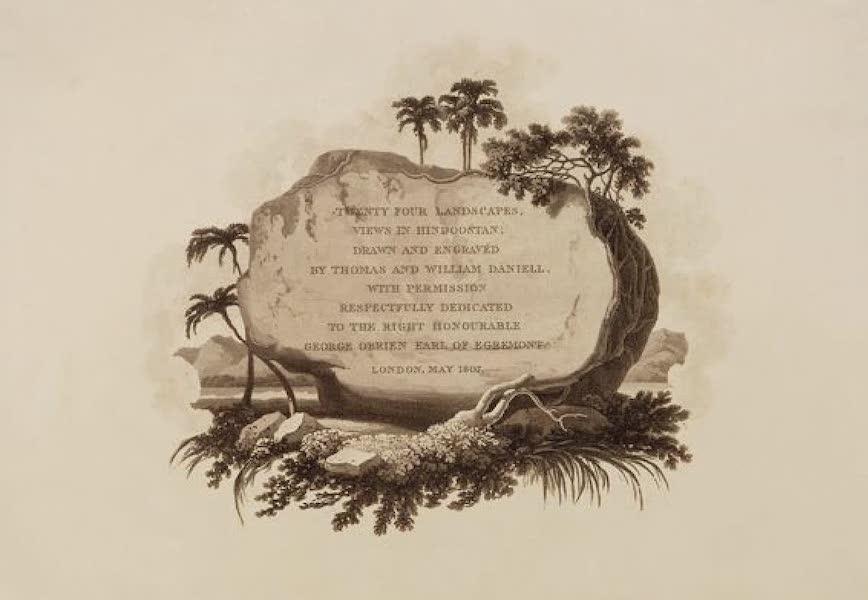 Oriental Scenery Vol. 4 - Title Page - Oriental Scenery Volume IV (1804) (1804)