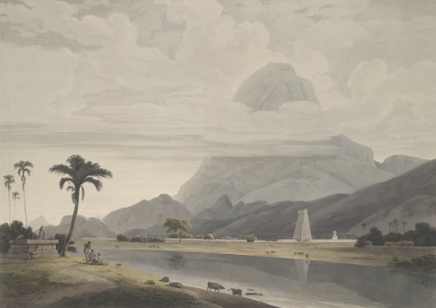 Oriental Scenery Vol. 4 - Cape Comorin, Taken Near Calcad (1804)