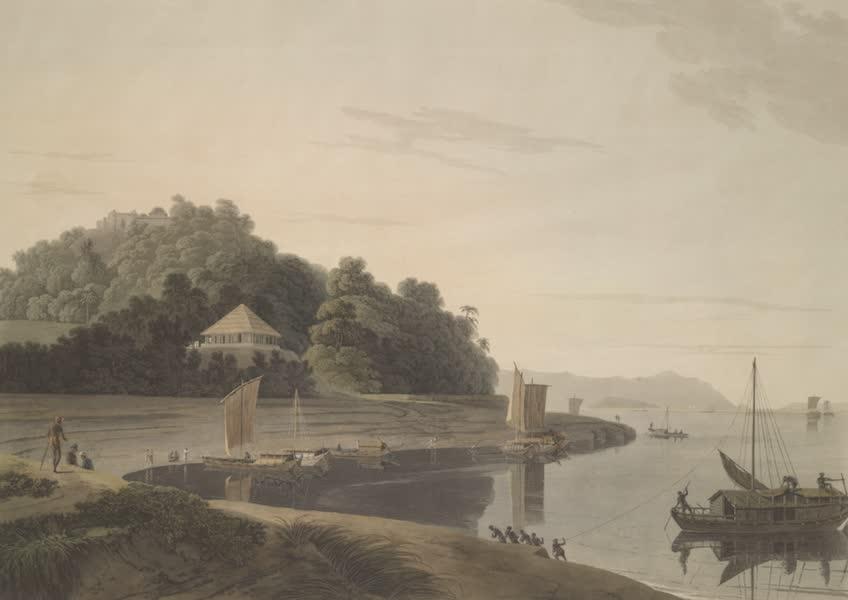 Oriental Scenery Vol. 4 - Siccra Gulley [Sakrigali] on the Ganges (1804)