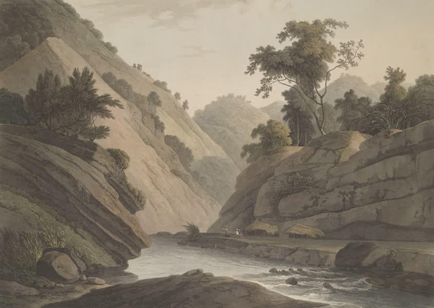 Oriental Scenery Vol. 4 - View in the Koah Nullah (1804)