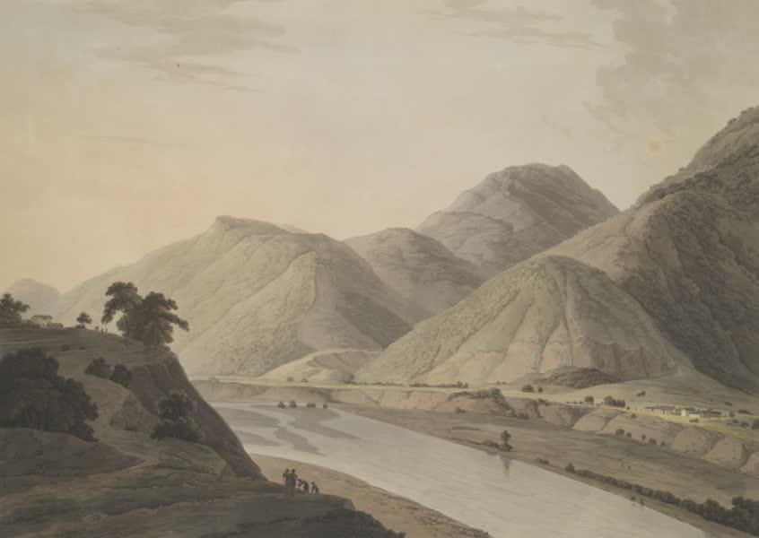 Oriental Scenery Vol. 4 - View on the Ram-Gunga, between Buddell and Bilkate (1804)