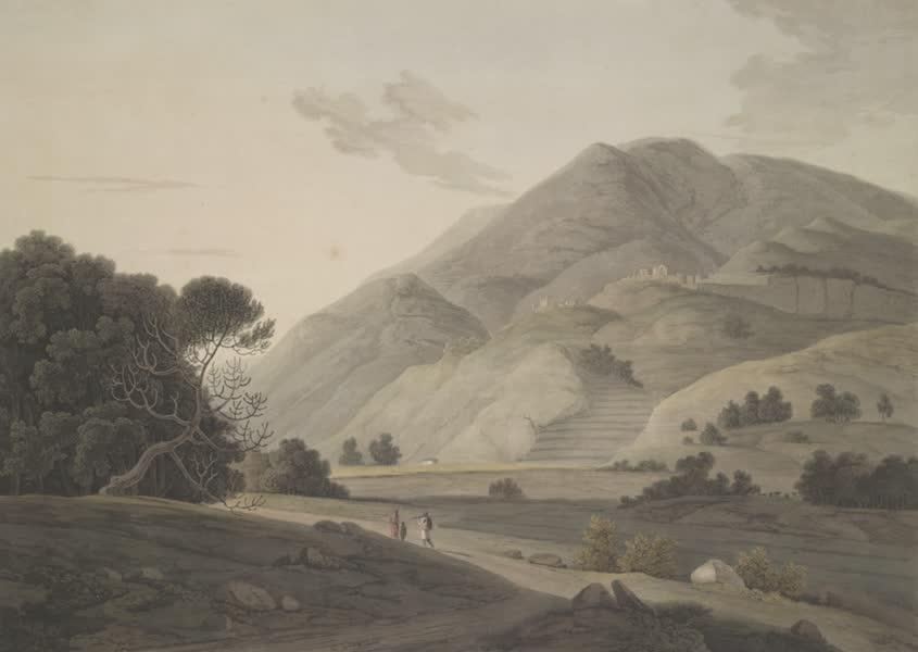 Oriental Scenery Vol. 4 - View taken near the city of Sirinagur (1804)