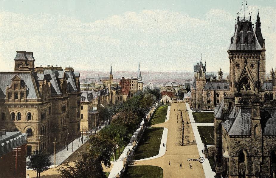 Ottawa and Vicinity - Wellington Street (1900)
