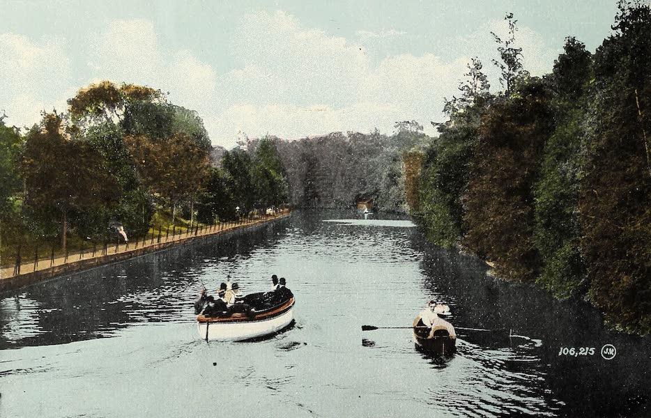 Ottawa and Vicinity - Rideau Canal (1900)