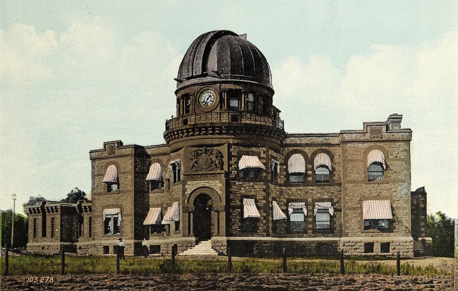 Ottawa and Vicinity - Observatory, Experimental Farm (1900)