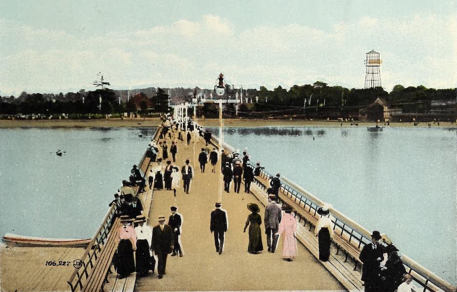 Ottawa and Vicinity - At Brittania-on-the-Bay, near Ottawa (1900)