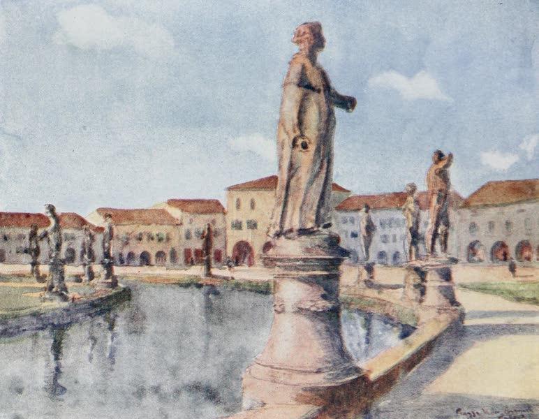 Our Italian Front - Piazza Vittorio Emanuele, Padua (1920)