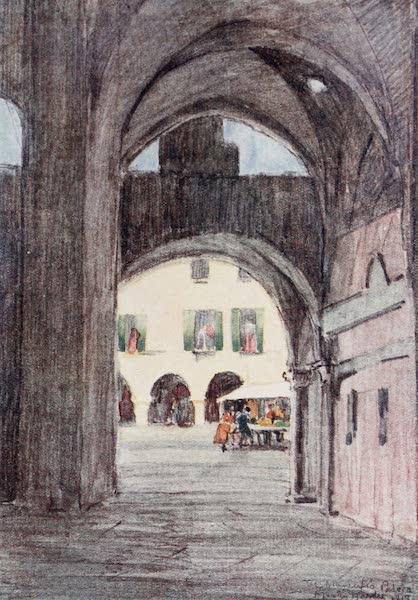 Our Italian Front - The Municipio, Padua (1920)