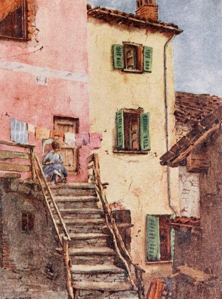 Our Italian Front - In an Italian Village (1920)