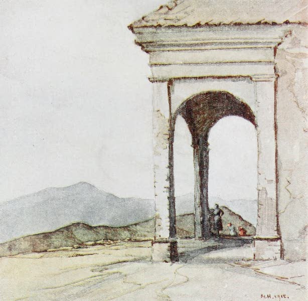 Our Italian Front - A Hill Chapel (1920)