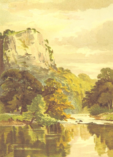 Our Native Land, Its Scenery and Associations - Derwentwater (1879)