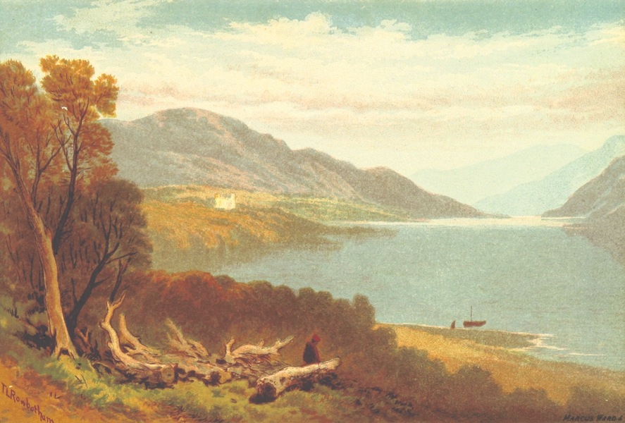 Our Native Land, Its Scenery and Associations - Ullswater (1879)