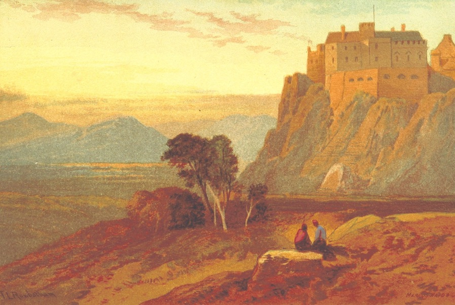 Our Native Land, Its Scenery and Associations - Stirling Castle (1879)