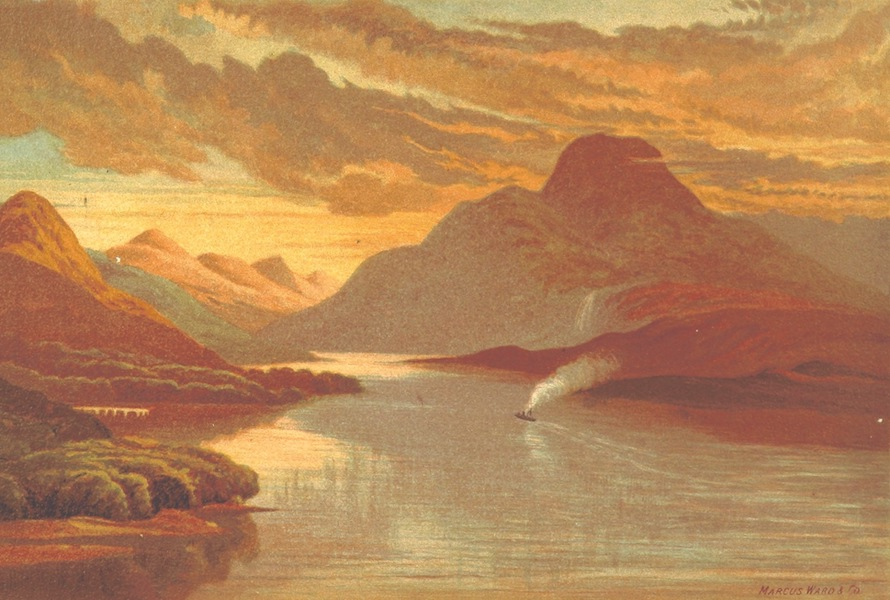 Our Native Land, Its Scenery and Associations - Loch Lomond (1879)