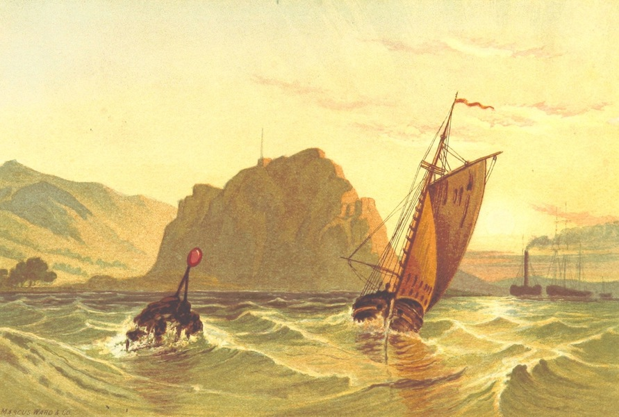 Our Native Land, Its Scenery and Associations - Dumbarton Castle (1879)