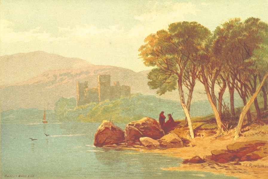 Our Native Land, Its Scenery and Associations - Loch Ness (1879)