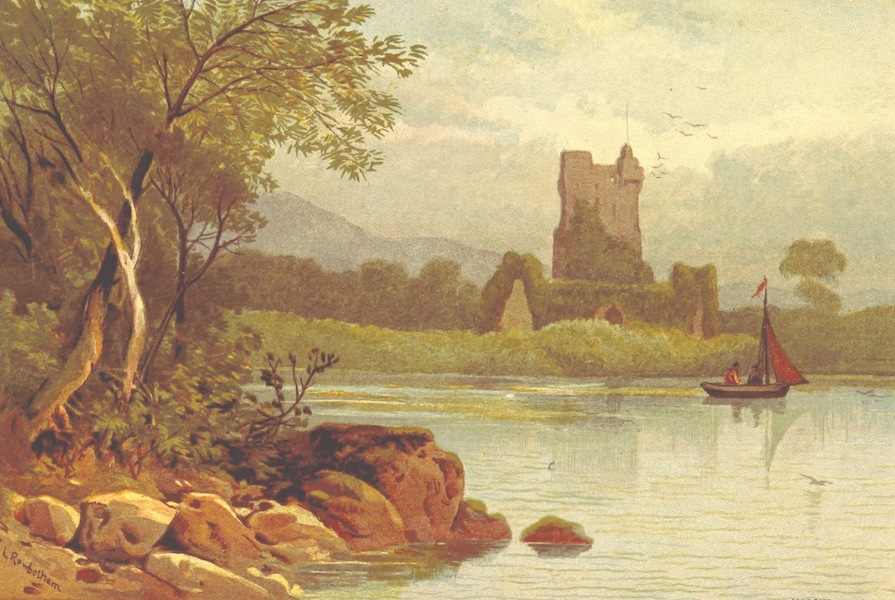 Our Native Land, Its Scenery and Associations - Ross Castle (1879)