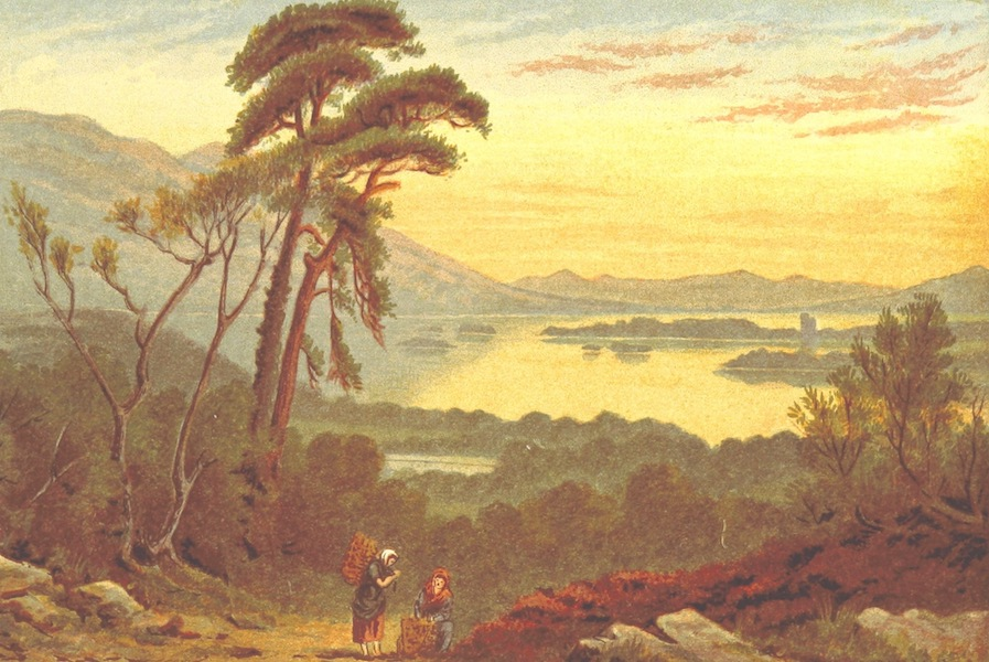 Our Native Land, Its Scenery and Associations - Lower Lake (1879)