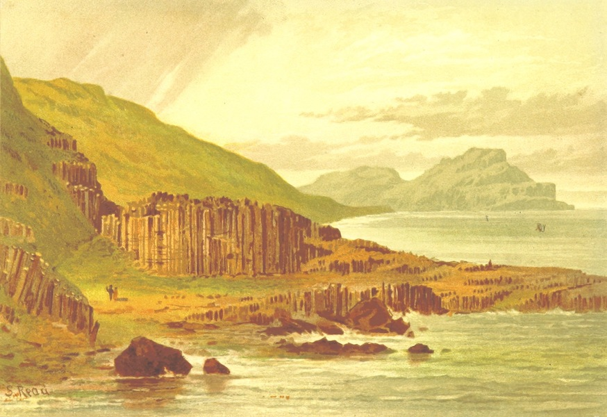 Our Native Land, Its Scenery and Associations - The Loom (Giant's Causeway) (1879)