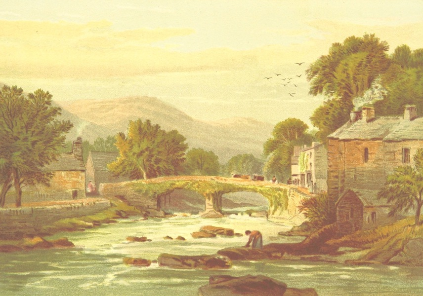 Our Native Land, Its Scenery and Associations - Beddgelert (1879)