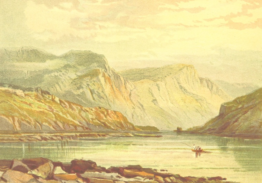 Our Native Land, Its Scenery and Associations - Llyn Ogwen (1879)