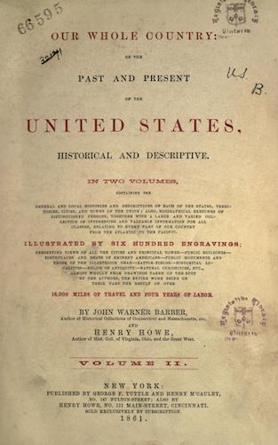 Our Whole Country Vol. 2 (1861)