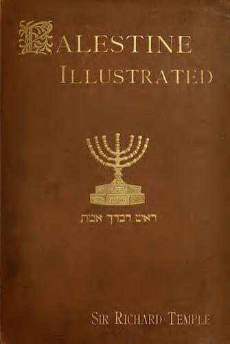 Aquatint & Lithography - Palestine Illustrated
