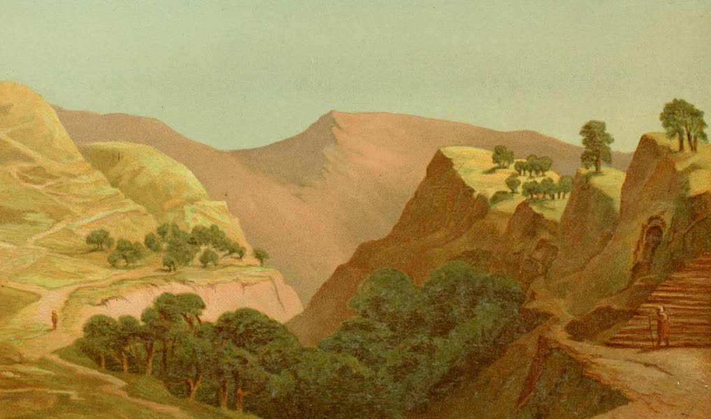 Palestine Illustrated - Hinnom (1888)